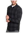 Quiksilver Mens Motherfly Button Up Shirt
