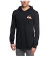 Quiksilver Mens Hoodie Graphic T-Shirt