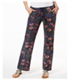 Roxy Womens Lace Floral Casual Trouser Pants