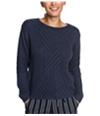 Roxy Womens Glimpse Of Romance Wool Pullover Sweater