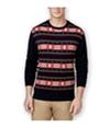 Weatherproof Mens Vintage Fair Isle Shawl Sweater