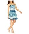 Guess Womens Casual Bustier Dress