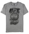 Ufc Mens Octagon Overview Graphic T-Shirt