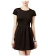 Bee Darlin Womens Embellished Shift Dress