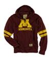 Izod Mens Collegiate Full Zip Hooded Sweatshirt