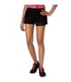 Material Girl Womens Active Mesh Casual Mini Shorts