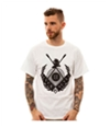 Black Scale Mens The Moral Order 2 Graphic T-Shirt