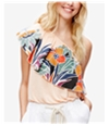 Free People Womens Annka Bubble Pullover Blouse