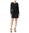 Rachel Roy Womens Diane Sheath A-Line Dress
