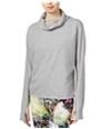 Rachel Roy Womens Terry Thumbhole Knit Sweater