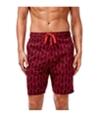 Weatherproof Mens Vintage Pineapple Swim Bottom Board Shorts
