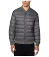 32 Degrees Mens Packable Down Bomber Jacket