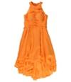 Tags Weekly Womens Padded High Waist Dress