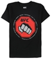 Ufc Boys Hammer Fist Graphic T-Shirt
