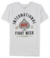 Ufc Mens International Fight Week 2017 Graphic T-Shirt