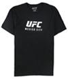 Ufc Mens Mexico City Fight Night Sept 21St Graphic T-Shirt