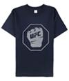 Ufc Boys Distressed Fist Inside Logo Graphic T-Shirt