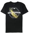 Ufc Mens Sacramento California Graphic T-Shirt
