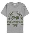 Ufc Boys Fight Night Hands Graphic T-Shirt