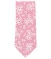 Tallia Mens Brynt Floral Self-Tied Necktie
