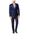 Tallia Mens Tonal Grid Formal Tuxedo