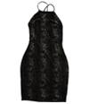 Guess Womens Bodycon Slip Dress