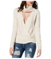 Guess Womens Reversible Knit Sweater