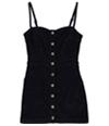 Guess Womens Stephanie Denim Bodycon Dress