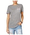 Carbon Copy Womens Flamingos Embellished T-Shirt