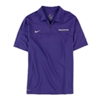 Nike Mens UW 1/4 Zip Rugby Polo Shirt