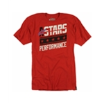 Stars Mens Performance Graphic T-Shirt