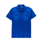 Ecko Unltd. Mens Double Trouble Rugby Polo Shirt