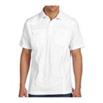 Ecko Unltd. Mens Crave More Rugby Polo Shirt