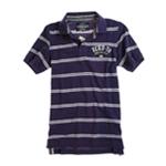 Ecko Unltd. Mens Ss Left Chest Stripe Rugby Polo Shirt