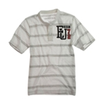 Ecko Unltd. Mens Clean Stripe Henley Shirt