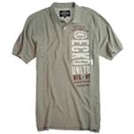 Ecko Unltd. Mens Newly Added Rugby Polo Shirt