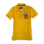 Ecko Unltd. Mens 1972 Premium Wears Rugby Polo Shirt