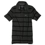 Ecko Unltd. Mens Clean Stripe Jersey Rugby Polo Shirt