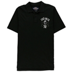 Ecko Unltd. Mens SevenDuece 72 Rugby Polo Shirt