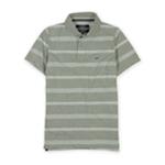 Ecko Unltd. Mens Mini Yd Jersey Stripe Rugby Polo Shirt