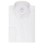 Ryan Seacrest Mens Tuxedo Button Up Dress Shirt
