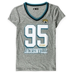 Justice Girls Jacksonville Jaguars Graphic T-Shirt