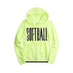 Justice Girls Sports Fleece Hoodie Sweatshirt