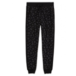 Justice Girls Animal Print Jogger Athletic Sweatpants