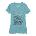FOX Mens Seventy Four Graffiti Graphic T-Shirt