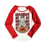 Justice Girls Arkansas Spirit Graphic T-Shirt