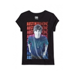 Justice Girls Austin Mahone Graphic T-Shirt
