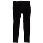 Bullhead Denim Co. Womens Premium Destroyed Skinny Fit Jeans