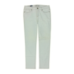 Bullhead Denim Co. Womens Premium Railroad Skinny Fit Jeans