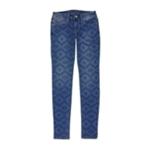 Bullhead Denim Co. Womens Black Skinniest Skinny Fit Jeans